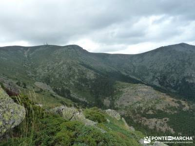 Cuerda de las Cabrillas - Senderismo en el Ocaso;camino de santiago en grupo ruta alto tajo